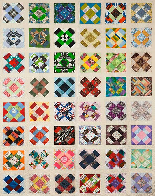 Helping Hands Quilt